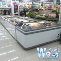 Tủ đông siêu thị - Tủ đảo lốc ngoài