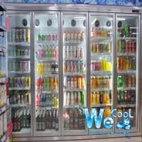 Tủ trưng bày nước ngọt